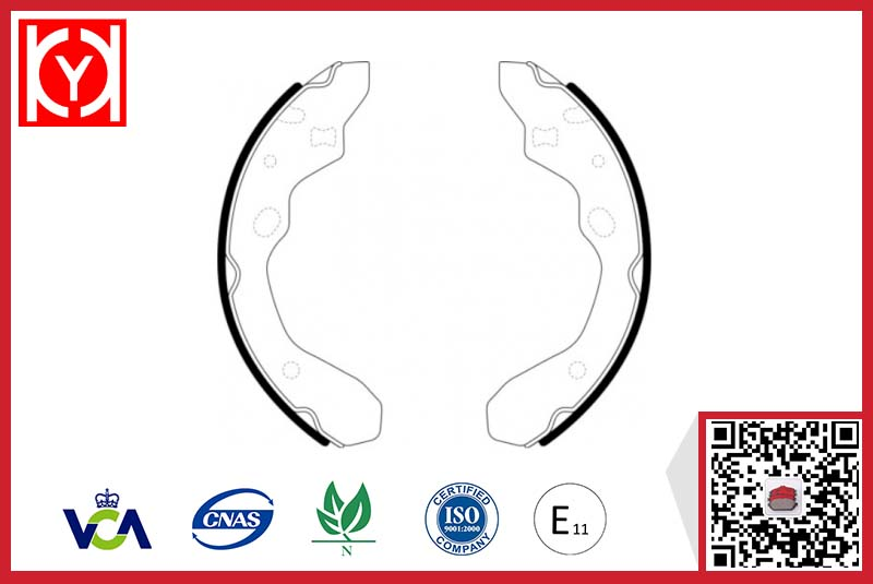 Brake Shoes KS2096