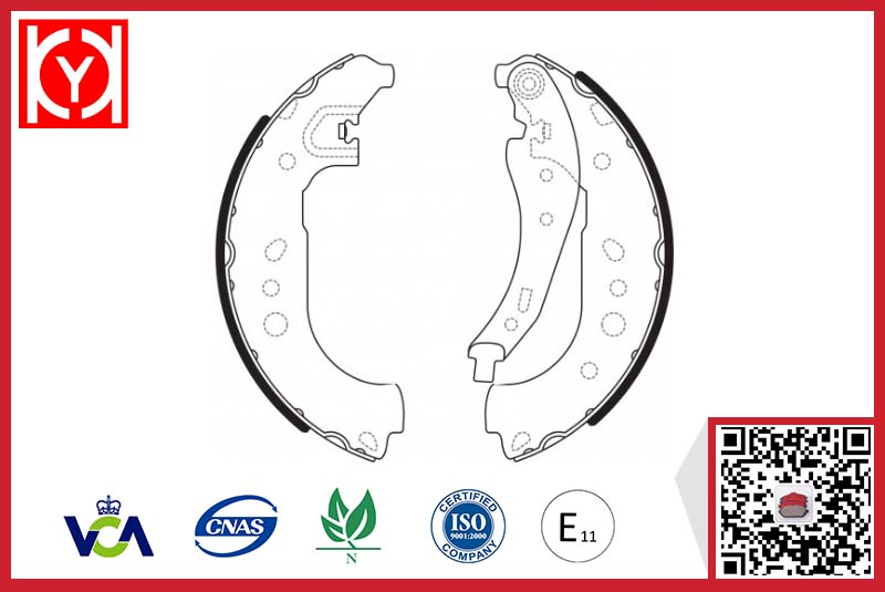 Brake Shoes KS3330