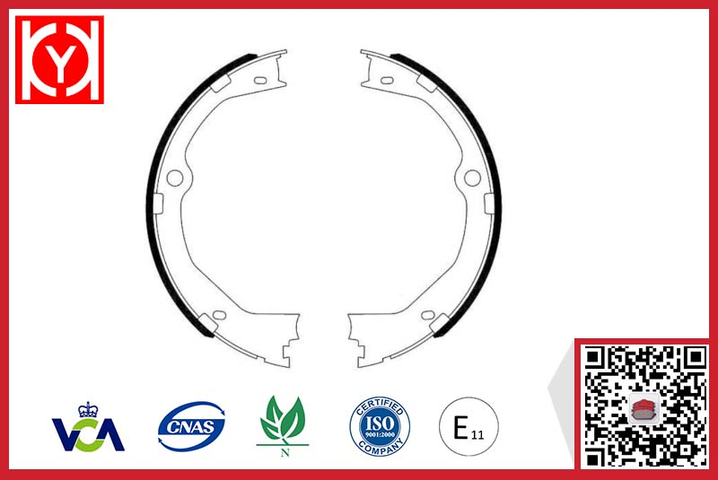 Brake Shoes KS3350